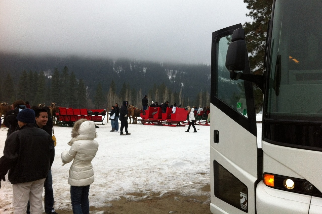 Seattle Charter Bus and Shuttle Services - Starline Luxury Coaches